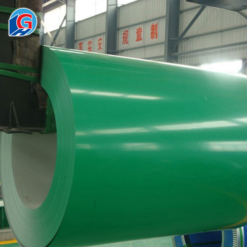 0.42mm Thick Off White Color Coated Steel Coil
