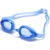 Anti fog one piece custom durable CE  swimming goggles