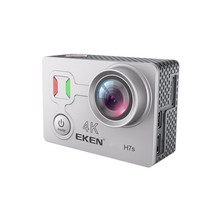 Good price & high quality Eken wholesale manufacturer functional sports action camera H7S for extreme X-sports maximal exercise