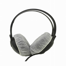 Wholesale Hygiene Non Woven Earphone Cover Disposable Headphone Dust Cover With Cheap Price