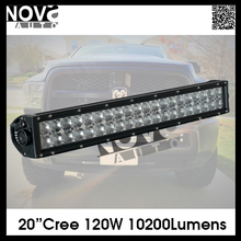 Led light bar led light bar direct from shenzhen nova technology cree 12v 120w waterproof tractor led light bar mozeypictures Image collections