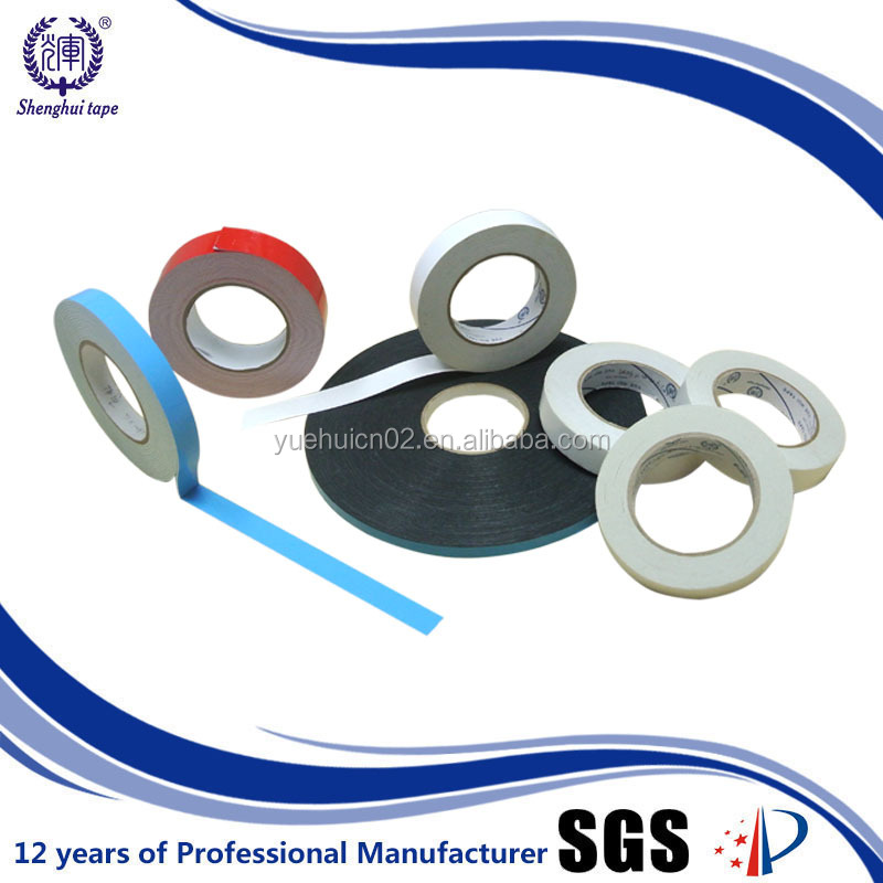 13 Years Experience Acrylic Glue Two Sided Gum Adhesive Tape