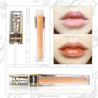 Unique Formula Happy+ Lip Gloss For Lip Care Moisturizing Lip Gloss