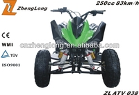 Chinese cheap price adult atv 4x4 250cc