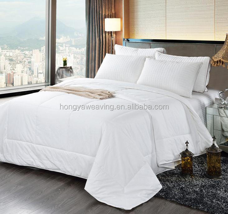 Duvet insert feather down duck down white goose down luxury hotel bedding insert