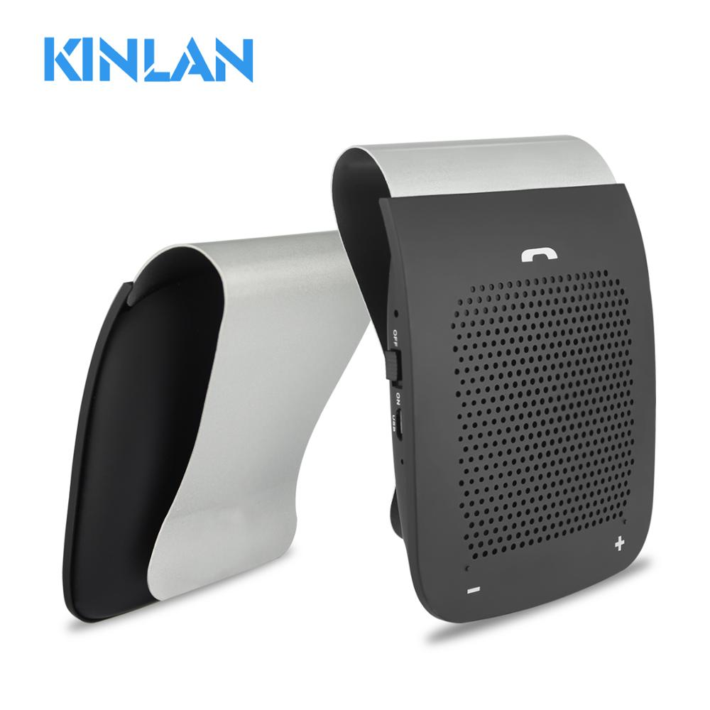 Shenzhen OEM Wireless Speaaker BluetoothCar Speaker Portable Sun Visor Speaker with MIC