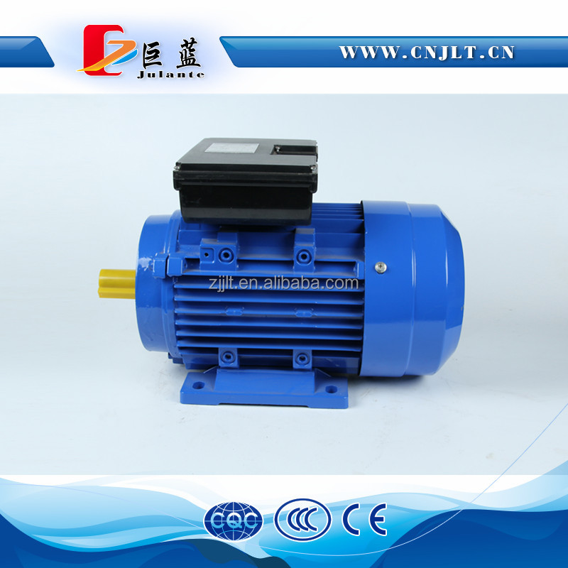 ML ac single phase aluminum 2hp motor starting capacitor motor one phase