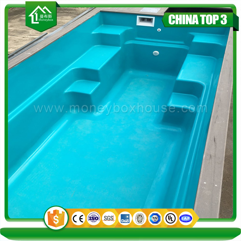 Contenitore piscina container di trasporto piscina case prefabbricate id prodotto 60399636061 - Piscina container ...