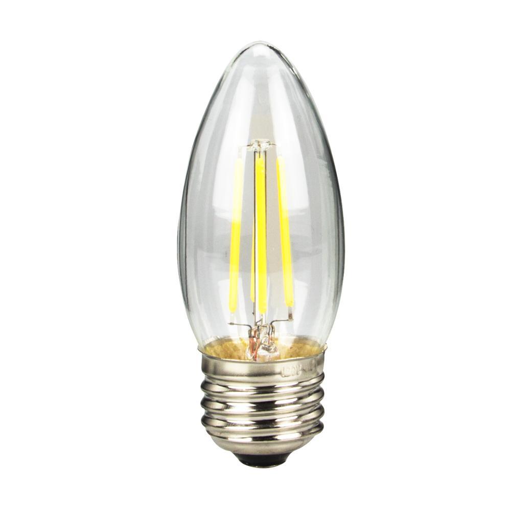 A19/A60 C35 ST64 G80 G125 T30 Led Dimmable Vintage Led Filament Bulb Fila