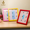 wood picture photo frame for home decoration