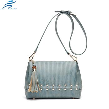 New Designer Women leather bag Sling Bags Lady crossbody bag With Tassel f8b8e2571