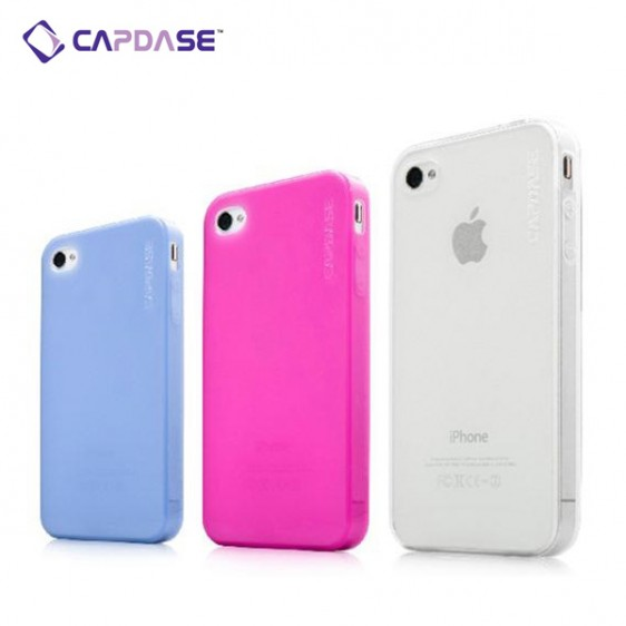 Soft Jacket Lamina for iPhone 4S / 4