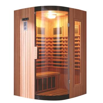 Hs-sr120ch Home Made Sauna/ Sauna Room Infrared 2 People ...