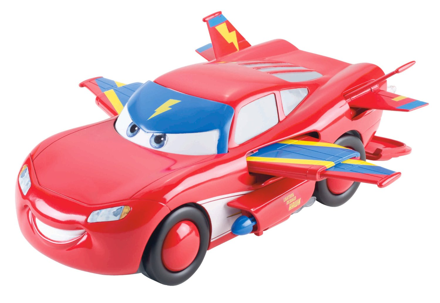 Cars Lightning McQueen Hawk