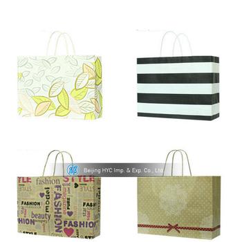 aa27d5901 artesanato dom sacos de papel marrom 1 dezenas de embarcações bolsas ...