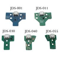 Charging Connector for PS4 Controller JDS-011JDS-001JDS-030JDS-040JDS-055 USB Charging Port Board