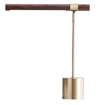 Chinese Intertek Lighting Parts Home Garden Outlet Hotel Bedside Wood Table Lamp For Reading