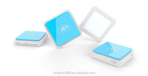 mobile bluetooth ble nfc reader for Android & iOS