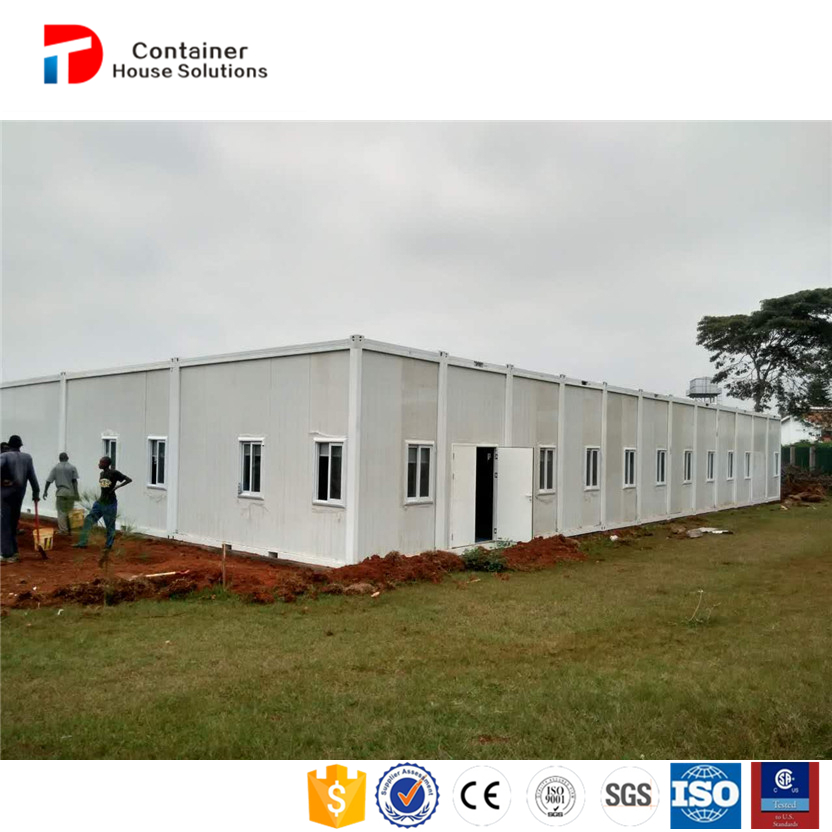 Suzhou Tiandi Color Steel Manufacturing Co Ltd Container House Prefab House