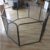 high quality 5ft galvanized welded dog kennel cage