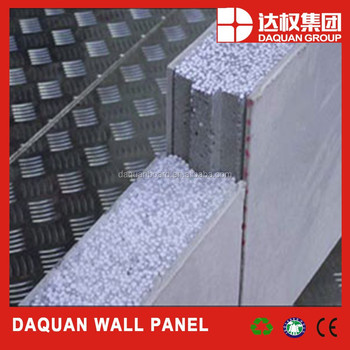 Wuhan daquan precast lightweight concrete wall panels - Decorative precast concrete wall panels ...