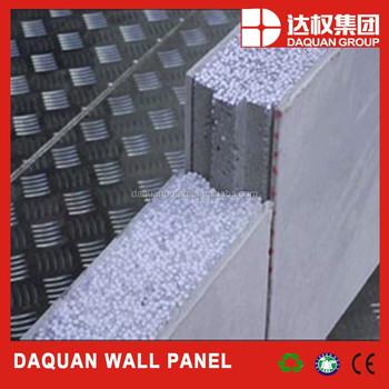 Wuhan daquan precast lightweight concrete wall panels - Decorative precast concrete wall panels ...