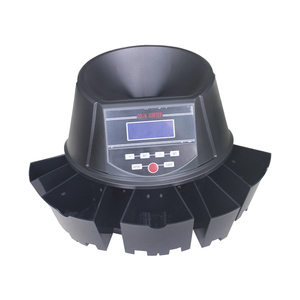 China Auto Function Bill Coin Counting Machine