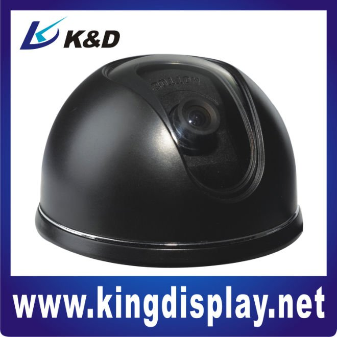 2012 new designing dome camera 3.6m lens