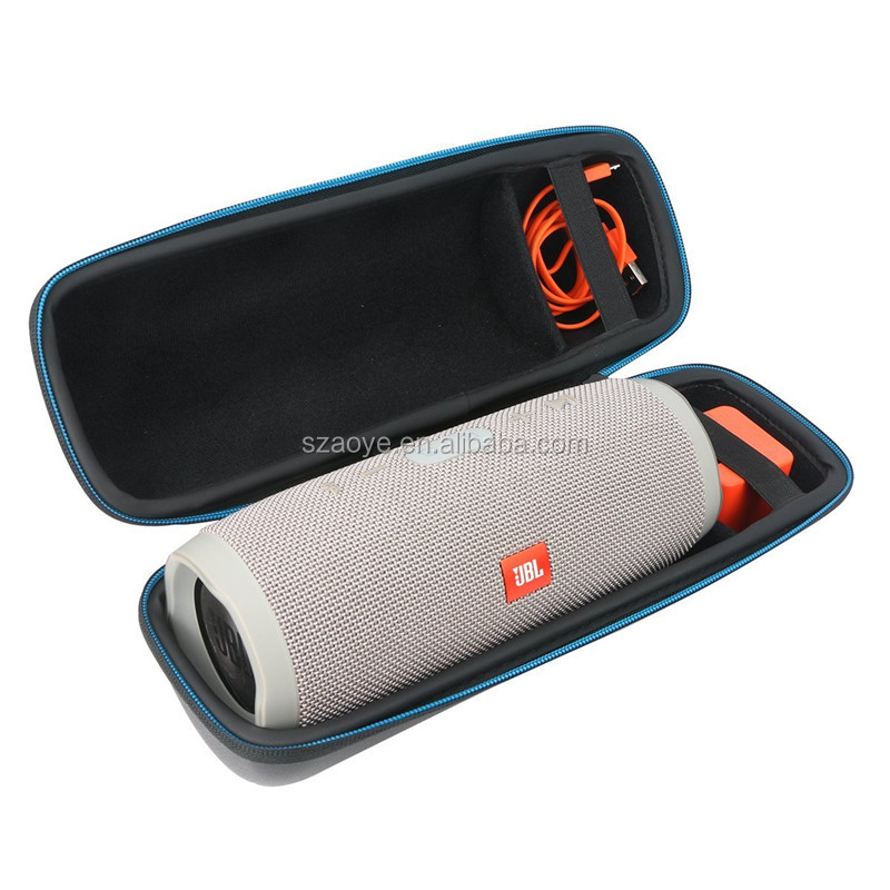 For JBL Charge 3 III Waterproof Portable Bluetooth Speaker Travel Hard Case Sotrage Bag Box Cover Protective