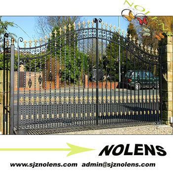 Wrought Iron Gate Designs For Homes Made In China2016 Latest Main