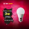 alibaba express new products A55 e27 3w led light bulbs