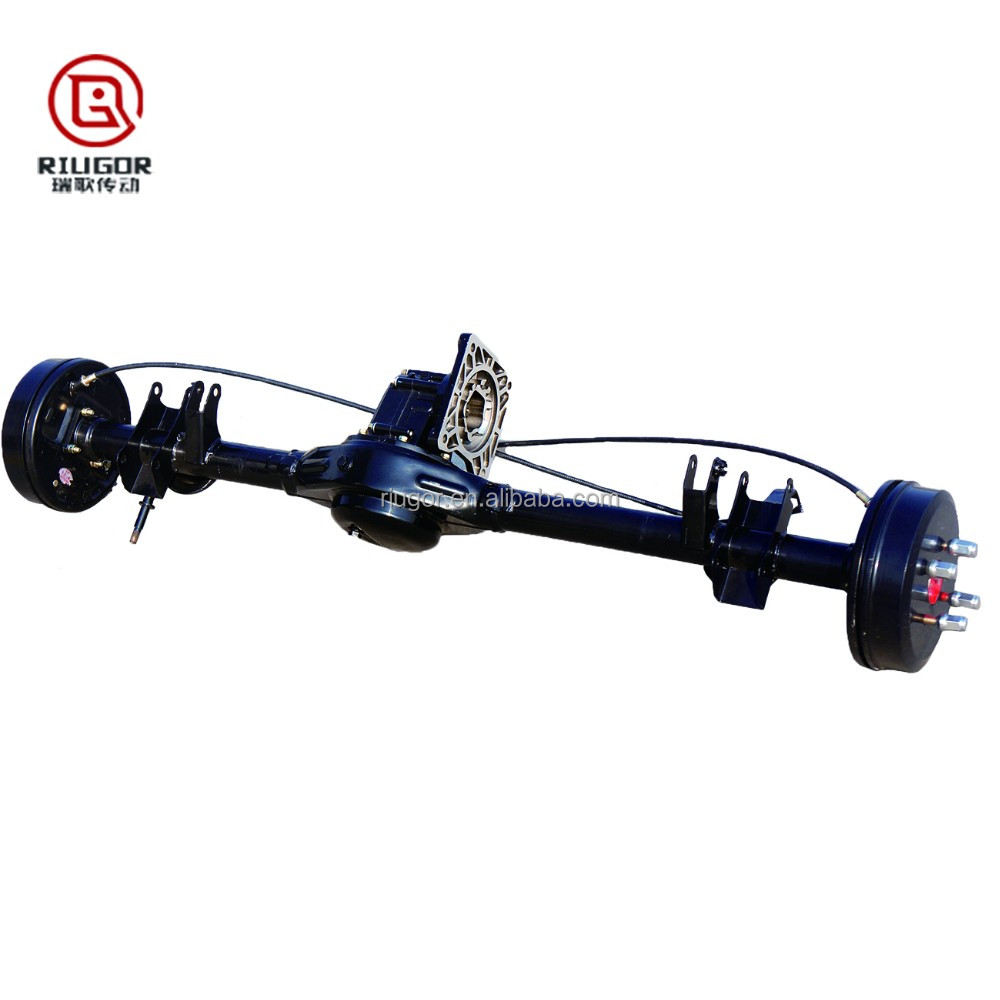 China electric vehicle rear axle
