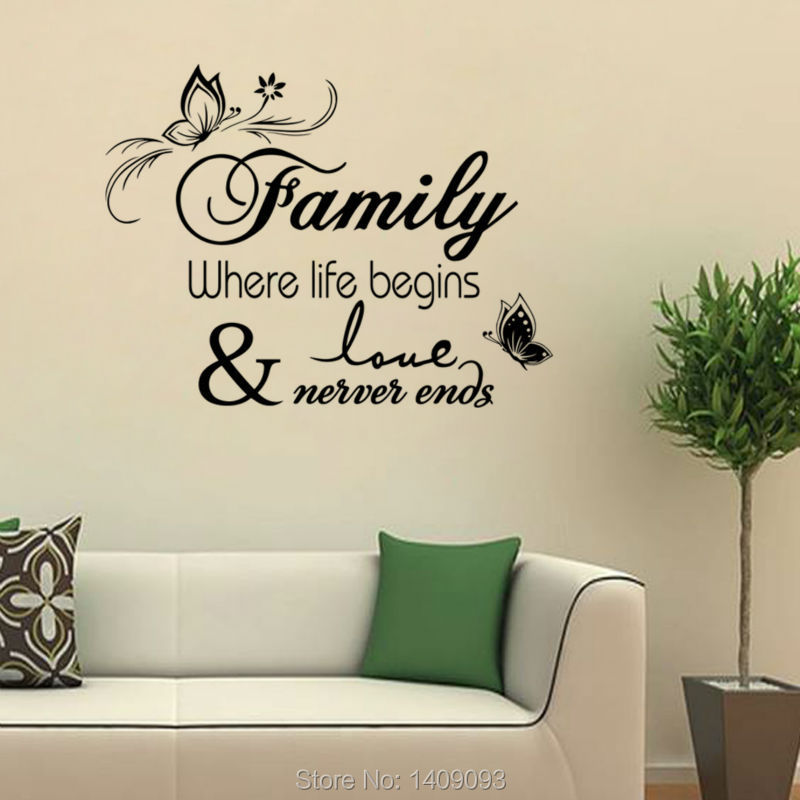 Country Kitchen Wall Decals