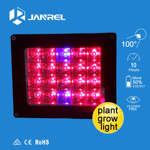 20w Led Grow Lights Blue 460nm Red 630nm Flood Light For ...