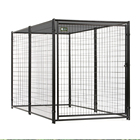 Hot Sale Hot Dipped Galvanized Cheap dog kennel 10x10x6