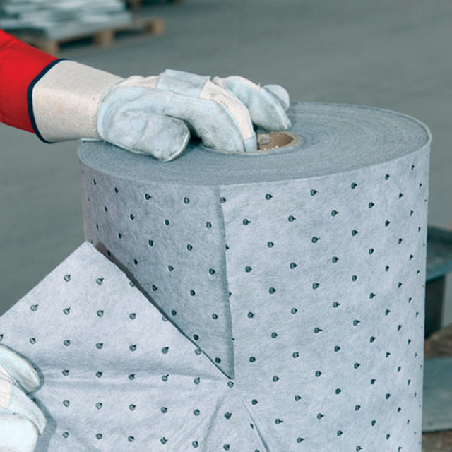 China manufacturer high performance oil absorbent pad for pollution control for ICU&CCU use