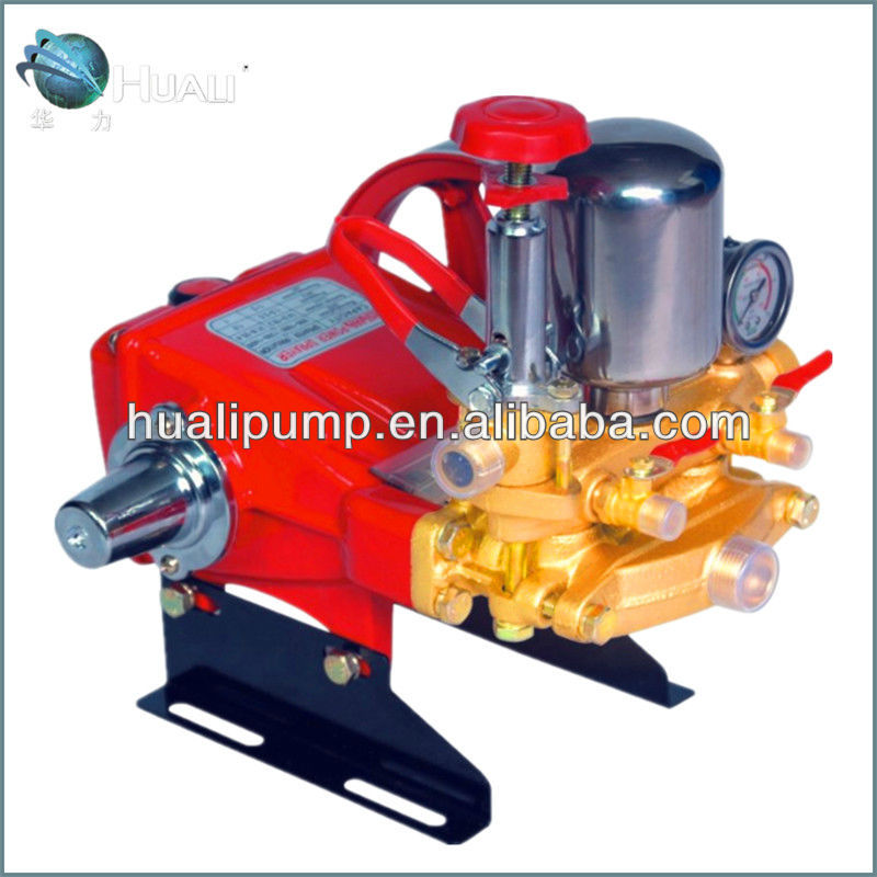 piston Power sprayer pumps for Pakistan market, car washing or farm washing