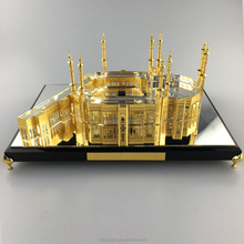 Islamic Gift Crystal Holy Mosque Makkah Model