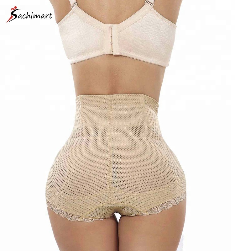 Sachimart Women Sexy Nude Lingerie Wholesale High Waist Body Shaper Pants Butt Lifter Enlargement Machine фото
