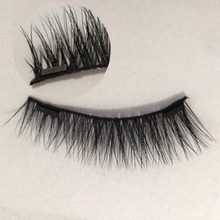 2017 Hot sale high quality magnetic lashes false eyelash