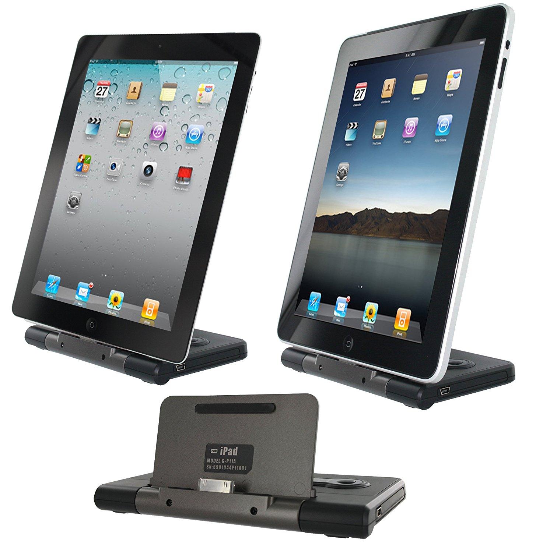 eKit Foldable Battery Dock for iPad / iPad 2