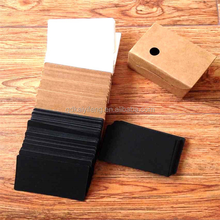Kraft Paper Business Cards, Kraft Paper Business Cards Suppliers ...