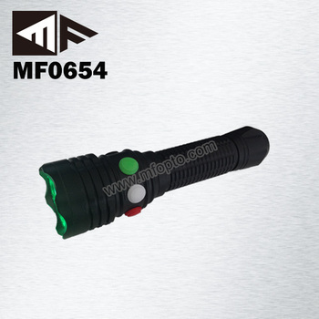 Red Green White Blue Streamlight Led 3 Changing Multi Color Led Flashlight