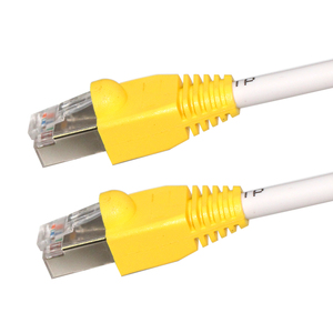 Universal Color Code Rj45 Shielded Retractable Extension Connector 10m Cat5 Outdoor Lan Cable