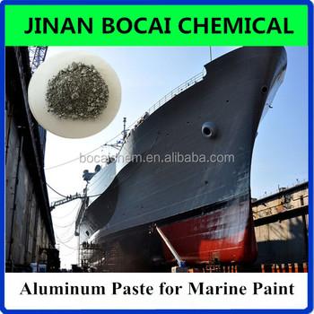 Non Feuilletant Aluminium Pâte De Pigment Pour Bateau De Pêche - Peinture pour bateau aluminium