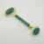 double purple jade roller for face message real jade roller reduce wrinkle beauty and body tools