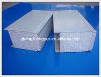 Easy installation heat insulated styrofoam EPS sandwich wall panel