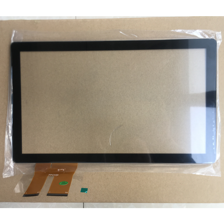 19.5 inch replacement capacitive multi points <strong>touch</strong> <strong>screen</strong> <strong>kit</strong> with USB controller