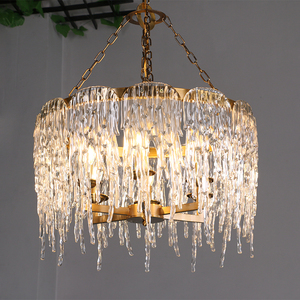 Factory Offer Rectangular Chandelier Big Modern Chandeliers For Livingroom
