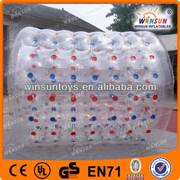 Popular Summer Playing Hot Sale endless fun inflatable water sphere